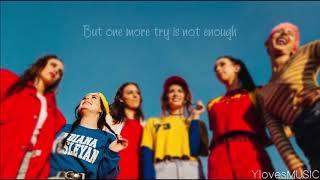 Cimorelli - No Good (Lyrics)