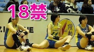 女子バレーボール選手が好きだWoman volleyball players like it