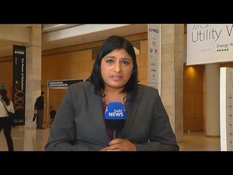 Latest on the Africa Utility Week: Vanessa Poonah