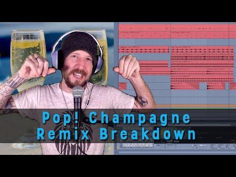 Ableton Track Breakdown: Pop Champagne OnenO Remix