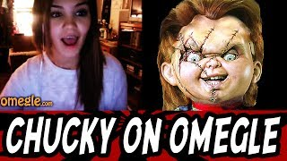 Repeat youtube video Chucky goes on Omegle!