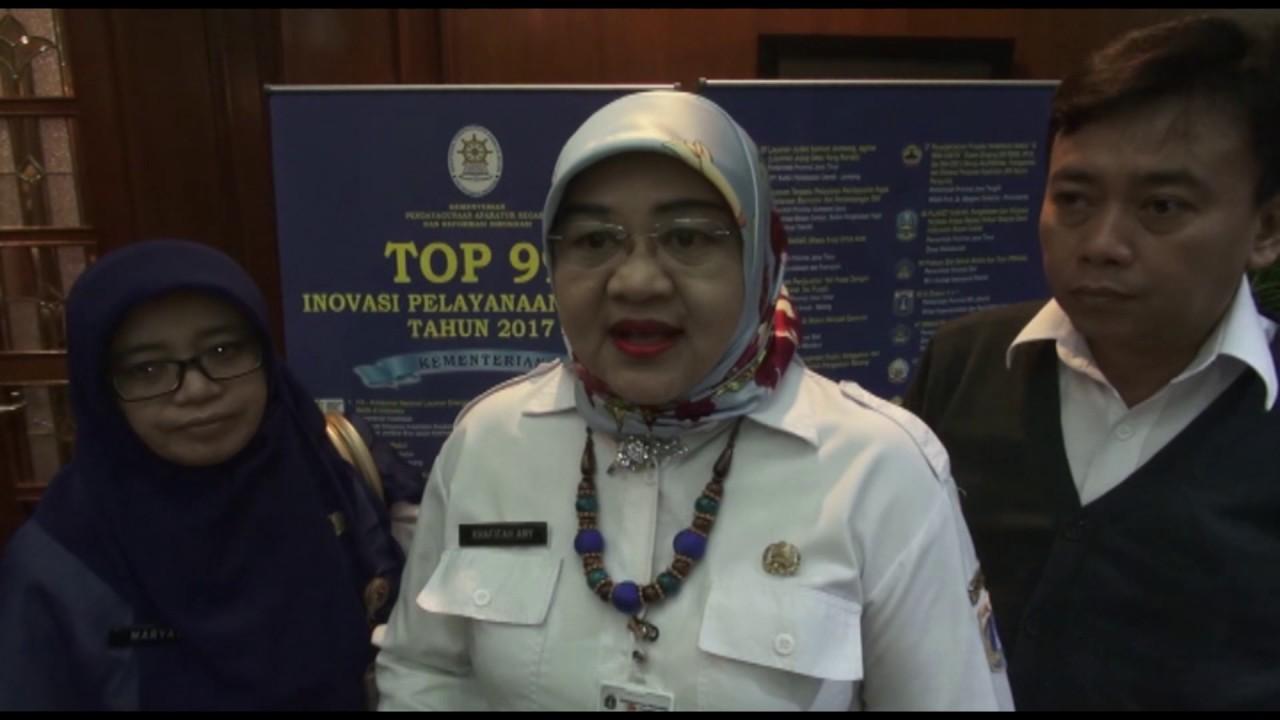 KPK peluk Kebo Inovasi Dinas Kesehatan Provinsi DKI Jakarta