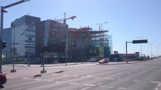 T1 Mall of Tallinn construction 60FPS 1080P