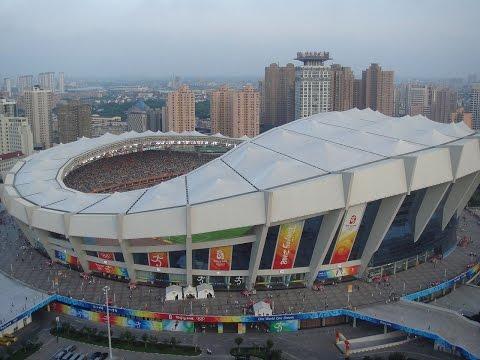 Shanghai Stadium, East Asia FC