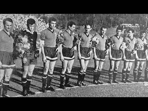 Wolverhampton 5:5 FC Dinamo Tbilisi 1960