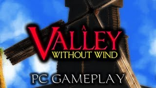 A Valley Without Wind - Gameplay PC HD