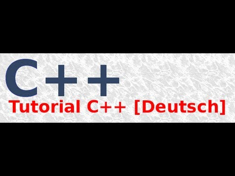 Tutorial C++ #030 [Deutsch] - Parameterübergabe Call-by-Value und Call-by-Reference (Teil 1 von 2)