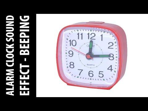 Alarm Clock Beep Sound Effect | Unique Alarm Clock