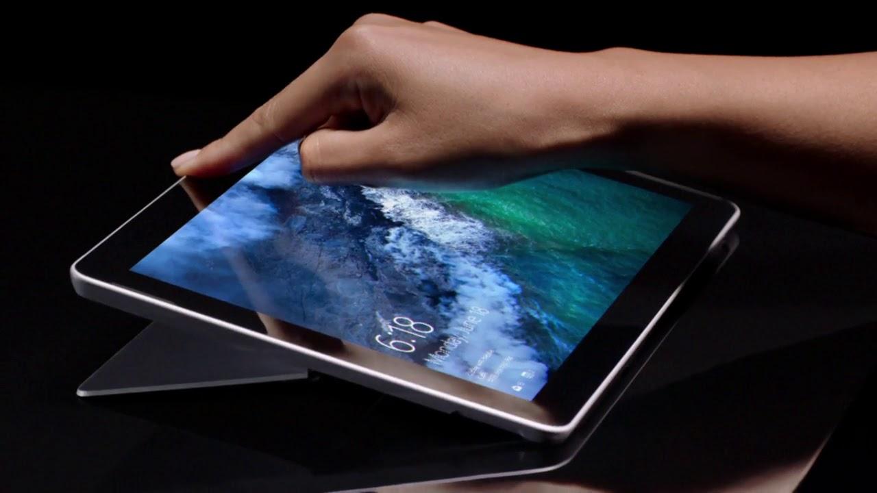 video Microsoft Surface Go 8GB RAM 128GB ROM – Zwart