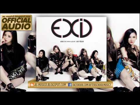 [MP3/DL]04. EXID - With Out U [AH YEAH Mini Album Vol. 2]