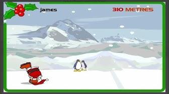 Game for Kids Every Day #1 - Run Santa Run Get 310 Metres