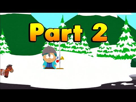 South Park The Stick of Truth (PS3): Part 2 - Sir Timmy (Gameplay/Walkthrough/Let'sPlay)