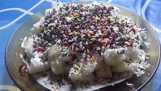 Singkong Rebus Keju Meses | How to cook sweet potatoes/cassava