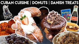 Cuban Cuisine | Donuts | Danish Treats | Wicked Cheat Day #88