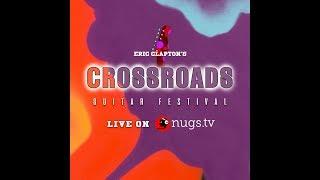 Eric Clapton's Crossroads Guitar Festival - Live on nugs.net (15 sec)
