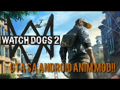 Gta Sa Android WatchDog 2 Anim Mod
