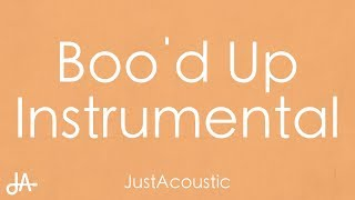 Boo'd Up - Ella Mai (Acoustic Instrumental)