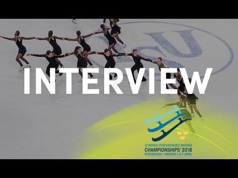 Interview Team Vizyon (TUR) #WorldSynchro - Stockholm