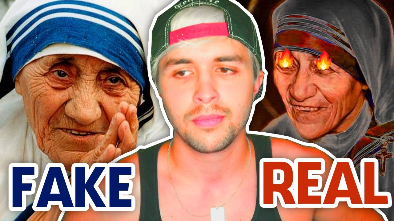 Yo era nieto (y amigo) de Madre Teresa de Calcuta 😡 (Y NO ERA LO QUE CREÉIS)