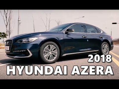 2018 hyundai azera. plain azera 2018 hyundai azera grandeur hybrid walkaround and hyundai azera e