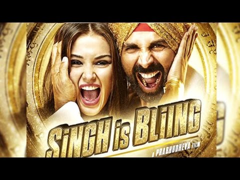 Singh Is Bling  2015 | Movie Promo Event | Akshay Kumar , Amy Jackson & Lara Datta