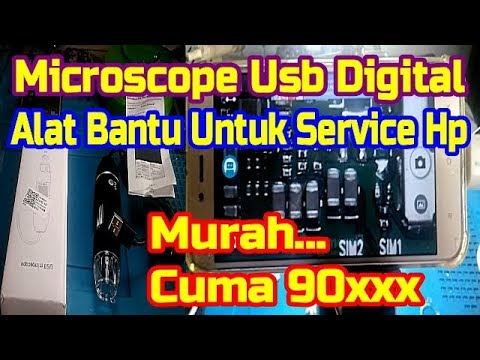 Unboxing Microscope Usb