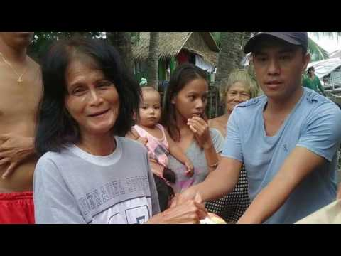 2016 Mothers Day Distribution--Lucena, Philippines