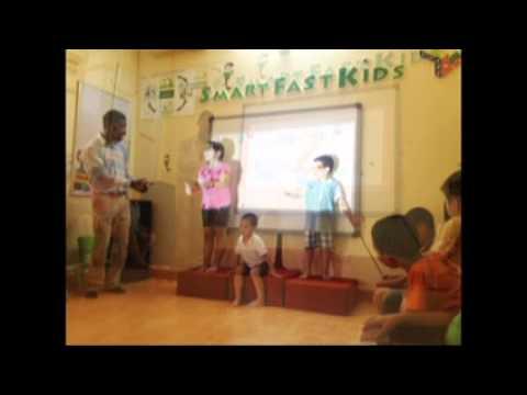 Trung tâm Tiếng Anh mầm non Tiểu học tại Hà Nội 0912254006