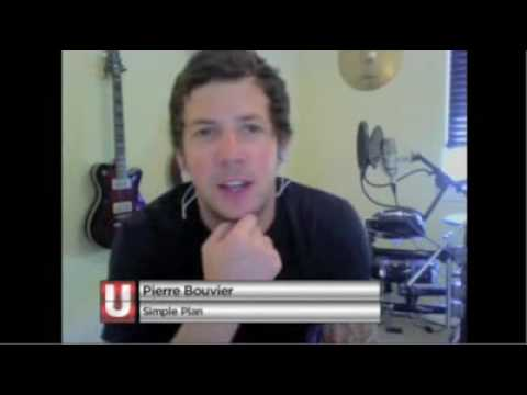 Video Chat With Pierre Bouvier