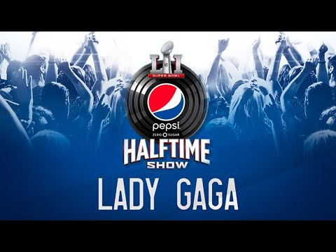 Lady Gaga Pepsi Super Bowl LI Halftime Show Promo