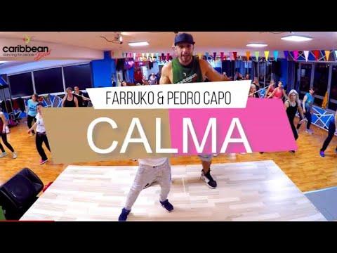CALMA - Farruko & Pedro Capo ft Saer Jose abajo hay un link para que lo vean en FB