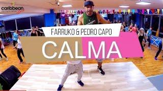 CALMA - Farruko & Pedro Capo ft Saer Jose (CARIBBEAN BEAT CHOREO)