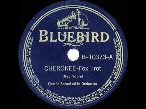 1939 HITS ARCHIVE: Cherokee - Charlie Barnet Mp3