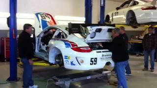 Brumos Porsche GT3 Cup Start-Up