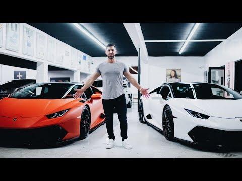 Lamborghini Hurucan Vorsteiner Grocery Run and Review