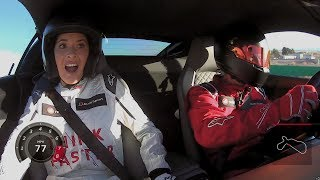 Audi Think Faster: Episode 3 Olivia Munn Highlights