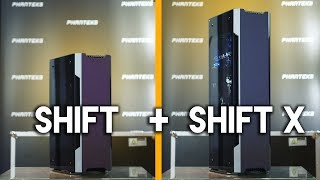 the NEW Skyscraper ITX Case - Phanteks Evolv SHIFT // SHIFT X thumbnail