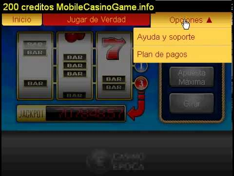 Major Millions Progresivo 200 creditos GRATIS a Casino epoca1416