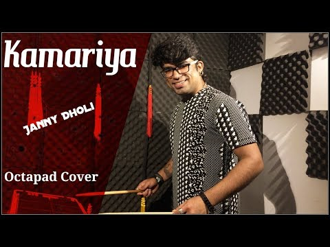 Kamariya | Octapad Cover | Best Patch For Octapad | Darshan Raval | Dj Chetas | Janny Dholi