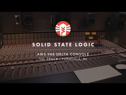 Solid State Logic AWS 948 Delta Console | Console | Vintage King