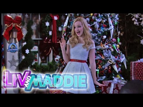 LET IT SNOW  Weihnachtssoundtrack bei LIV & MADDIE  Disney Channel Songs