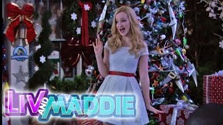 LET IT SNOW - Weihnachtssoundtrack bei LIV & MADDIE | Disney Channel Songs