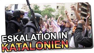 Eskalation in Katalonien - Die Hintergründe