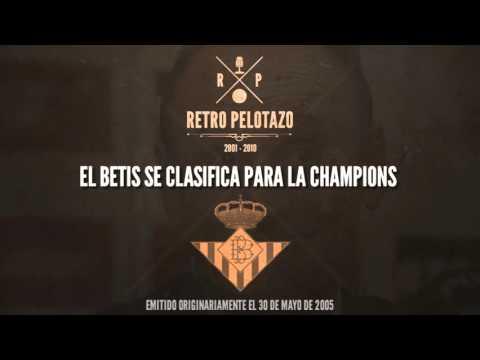 El Betis se clasifica para la Champions