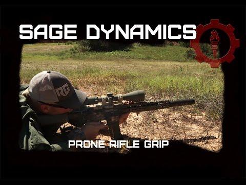 Prone Rifle Grip