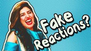 REACTION ON REACTION CHANNELS - Sana's Bucket