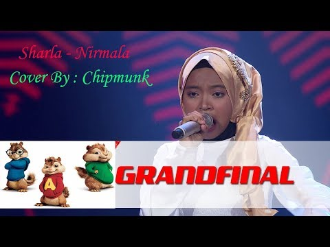 Sharla - Nirmala Cover By Chipmunk Grand Final The Voice Kids Season 2