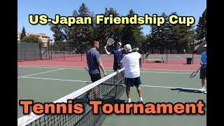 29th US-Japan Friendship Cup Tennis Tournament 2018