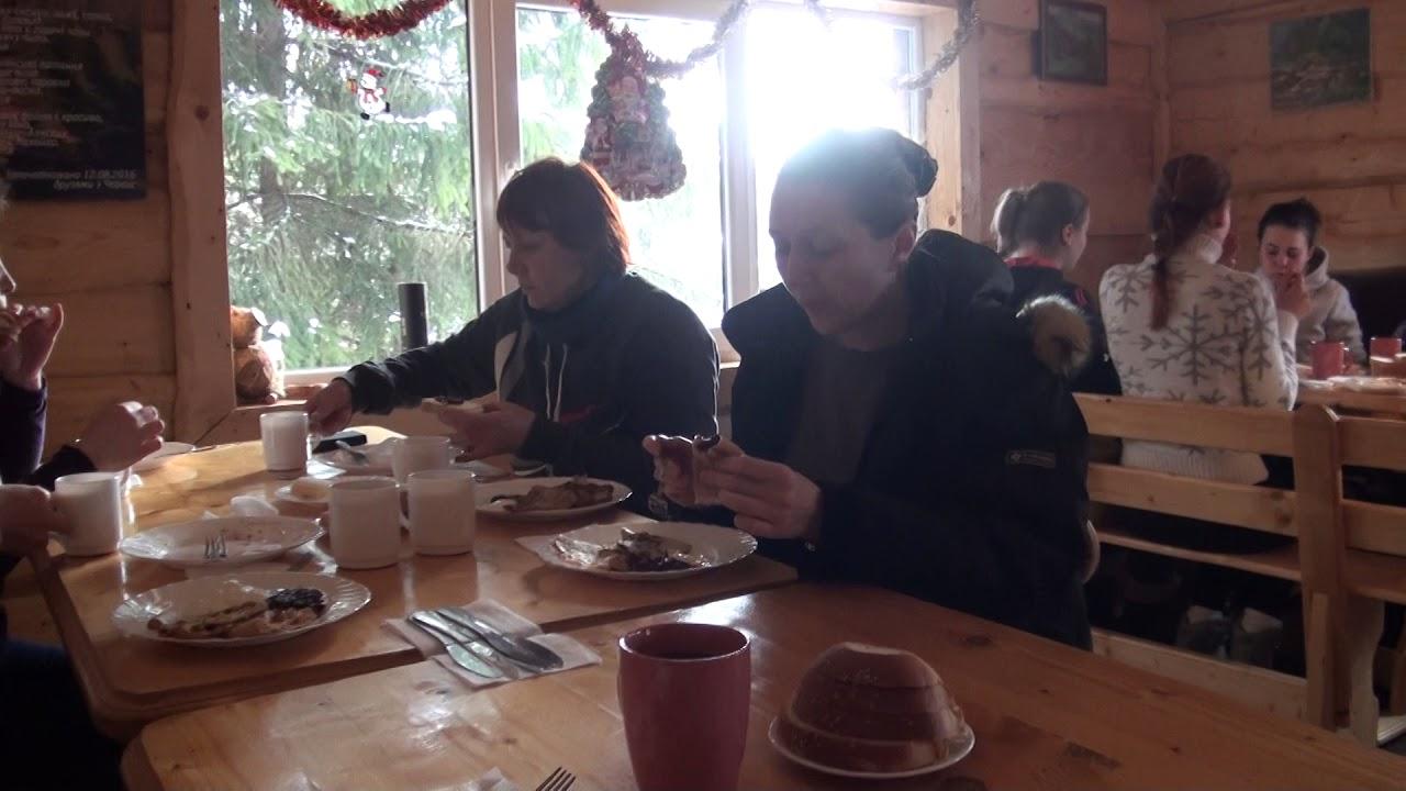 00218 Самовозрождение - Карпаты 25-30 января, антистрессовый релакс-семинар Надежды Андрющенко: