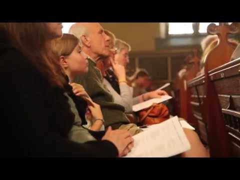 The Joys of the Bethlehem Bach Festival in a Minute!